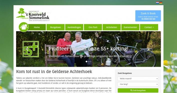 Website achterhoekbungalow.nl