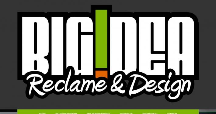Website big-idea.nl