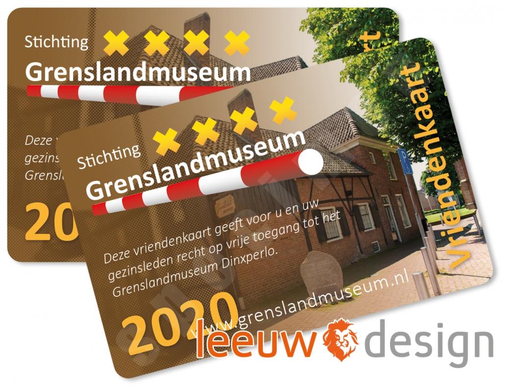Vriendenpasje Grenslandmuseum